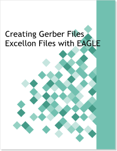 Creating Gerber Files and Excellon Files with EAGLE