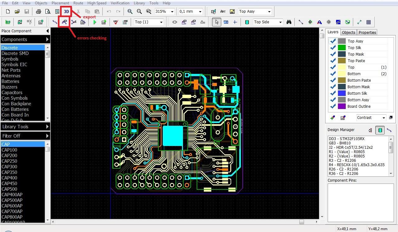 Pcb Softwarepcb Software Review  A Few Pcb Software Review