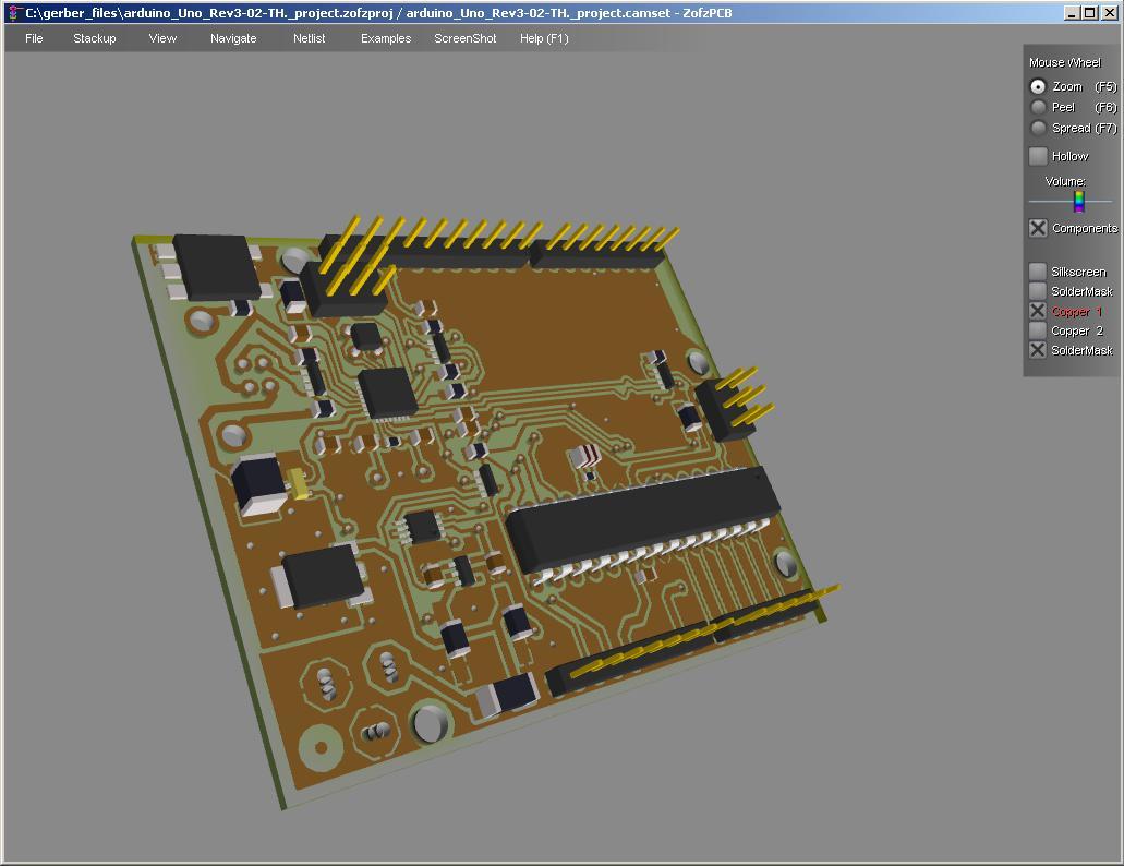 Analog Shield Trenz Electronic Online Shop EN