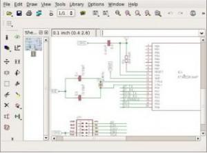 PCB layout1