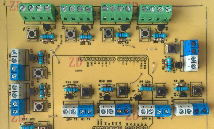 Simple PCB board design - PCB Assembly,PCB Manufacturing,PCB design ...