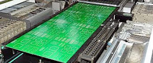 Standard PCB panel size