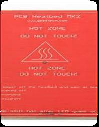 pcb heatbed