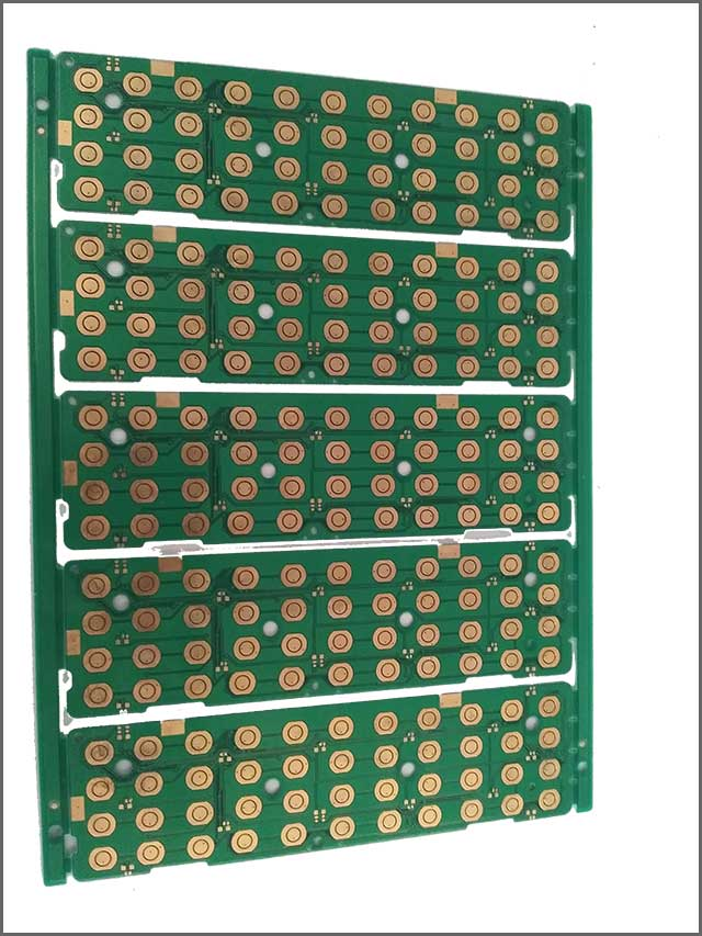 Standard PCB panel