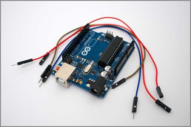Arduino Ultrasonic Sensor 2