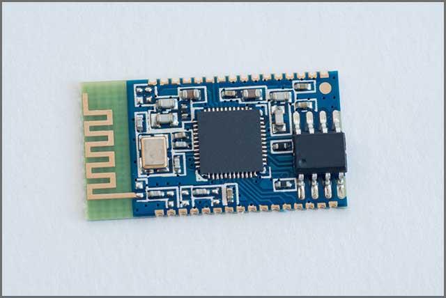 bluetooth circuit board