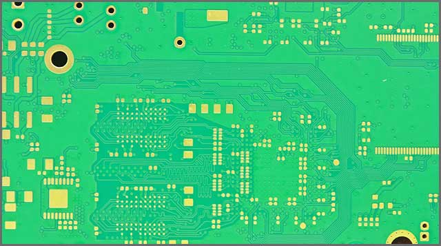 Thermal pads on a circuit board. For understanding the nature of high-temperature PCBs, it is necessary to know where heat transfer is throughout the board.