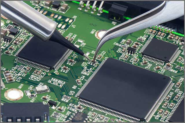 PCB Hand Assembly