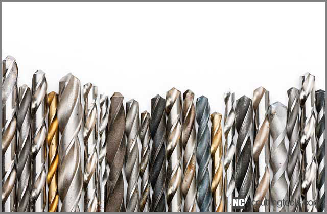 Different Materials of Drill Bits