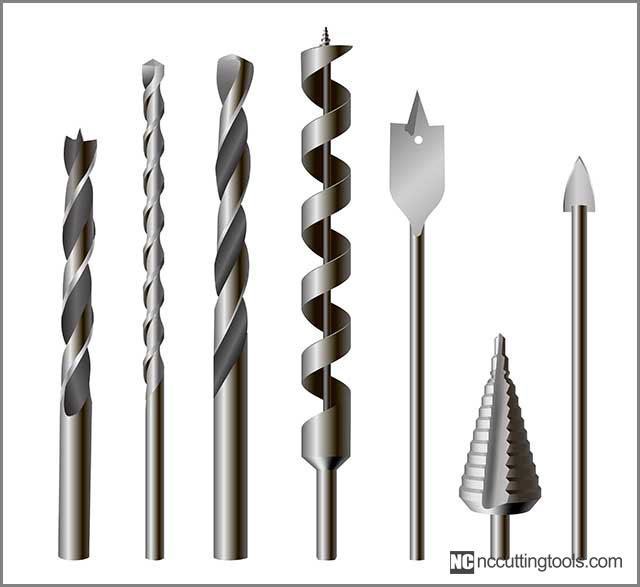Different Types of Drill Bit