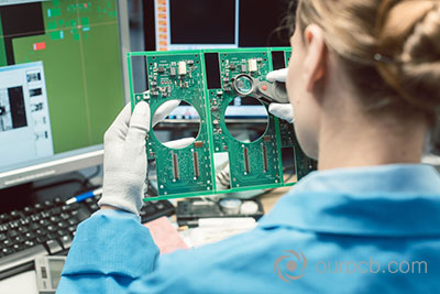 The automated test inspection AOI Test Is a first test used to automatically detect faults or inconsistencies in the manufacture of Printed Circuit Boards (PCB).