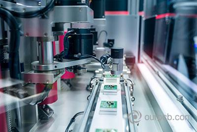 Inside a custom printed circuit board supplier facility