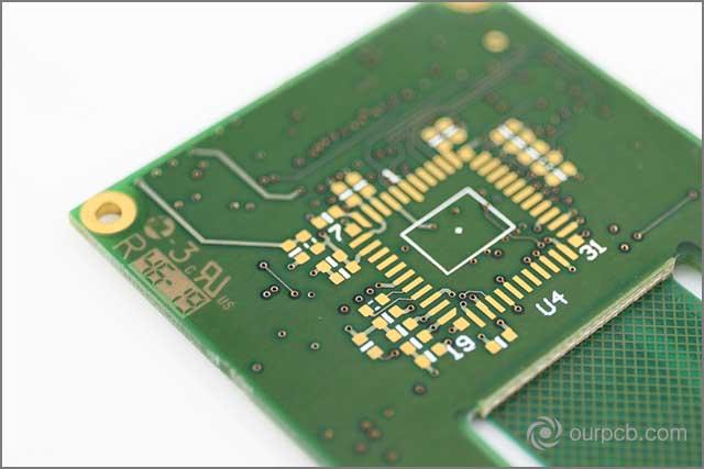 Alt- Don't forget to apply solder mask between adjacent pads