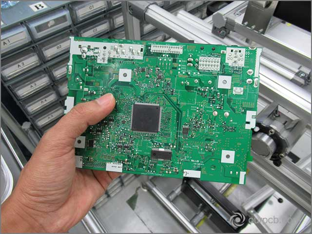 Alt- Make sure your PCBare clean