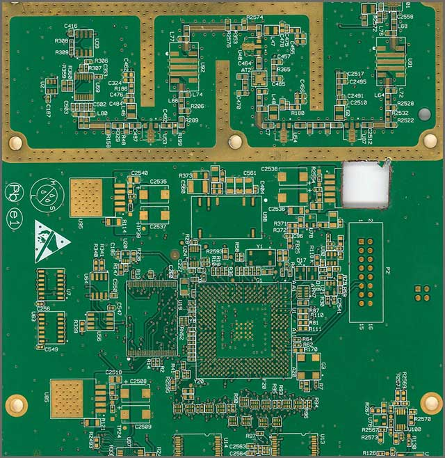 With ENIG PCBs rest assured of durable PCBs with a good shelf life