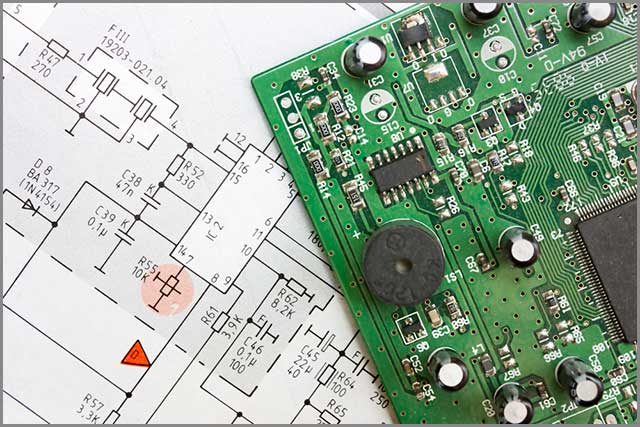 PCB schematics that you will likely use in your Plasma speakers
