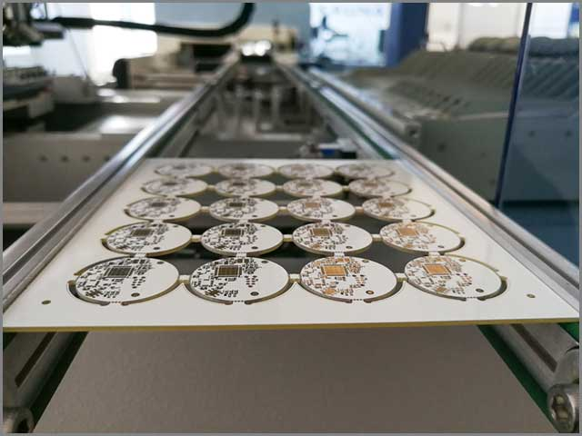 The machinery quality affects the overall PCB quality of the rigid-flexible PCB