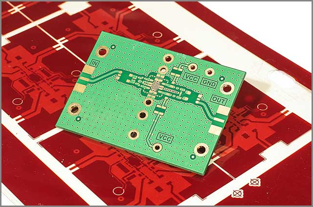 The FR4 is the best material for multilayer PCB