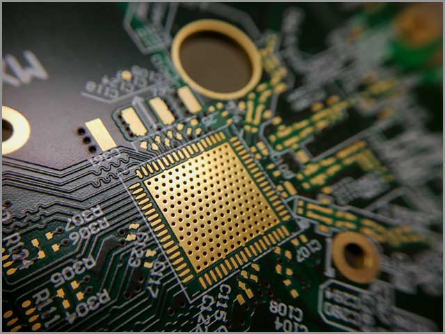 Recommended PCB