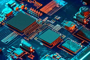 type of circuit board--HD PCB board picture