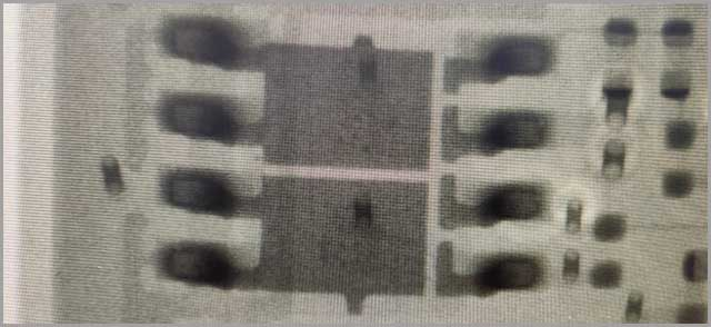PCB X-ray Inspection