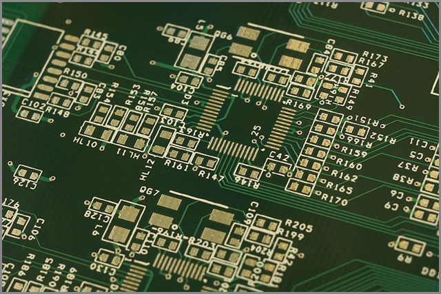 PCB Type-Picture of Multilayer Circuit Board