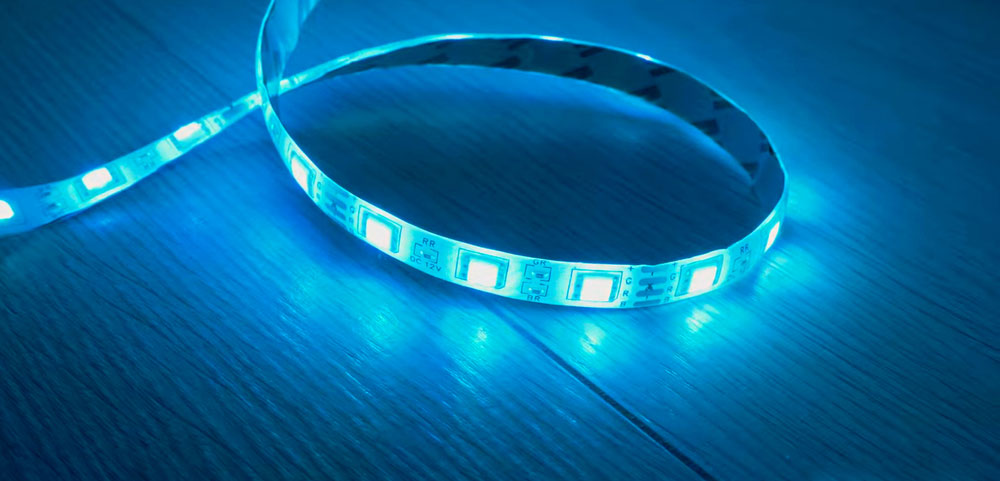 Led Strips into Size