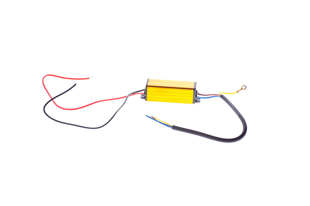 LED Driver and a Transformer