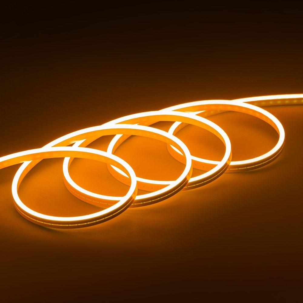 Orange Light Good for
