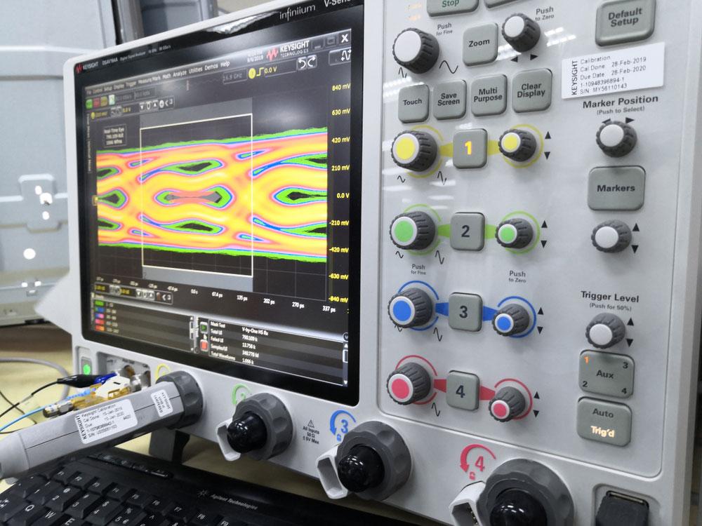 LVDS interface