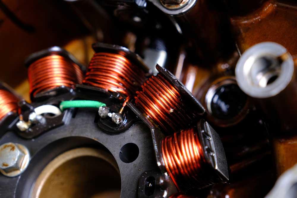 Magnet coil Unit