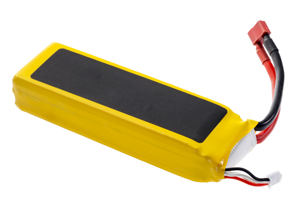 Lithium-ion polymer battery