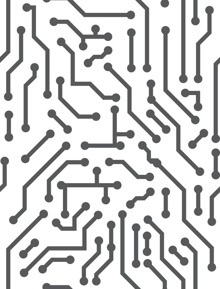 a PCB layout design