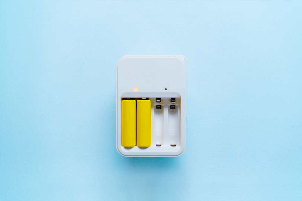 NiMH battery chargers have a variety of features